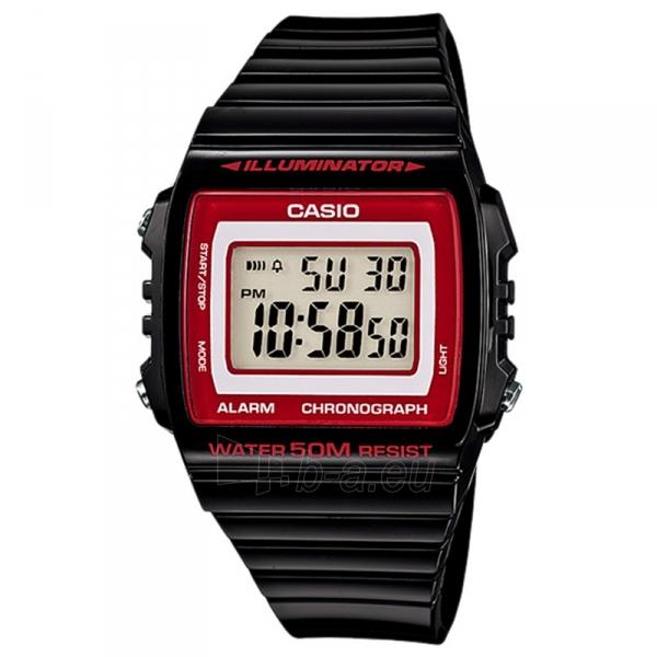 Universalus laikrodis Casio W-215H-1A2VDF Paveikslėlis 1 iš 1 310820008472