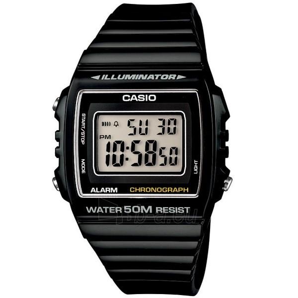 Universalus laikrodis Casio W-215H-1AVEF Paveikslėlis 1 iš 3 310820008625