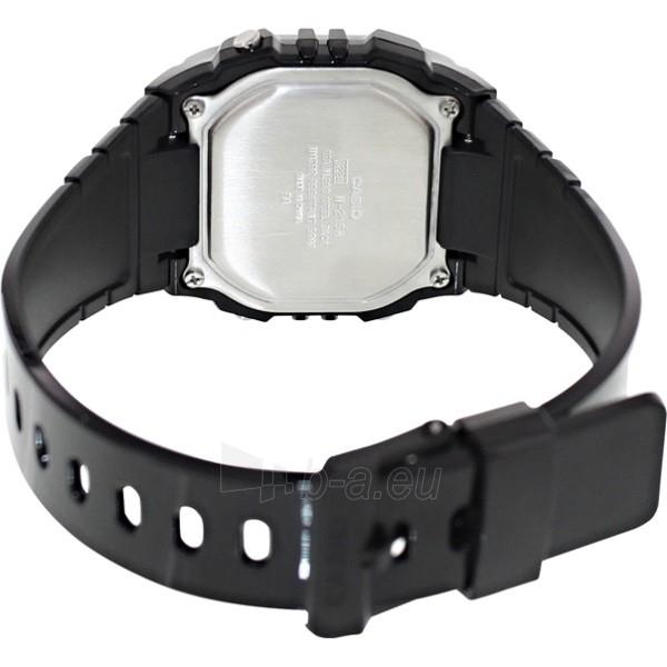 Universalus laikrodis Casio W-215H-1AVEF Paveikslėlis 2 iš 3 310820008625