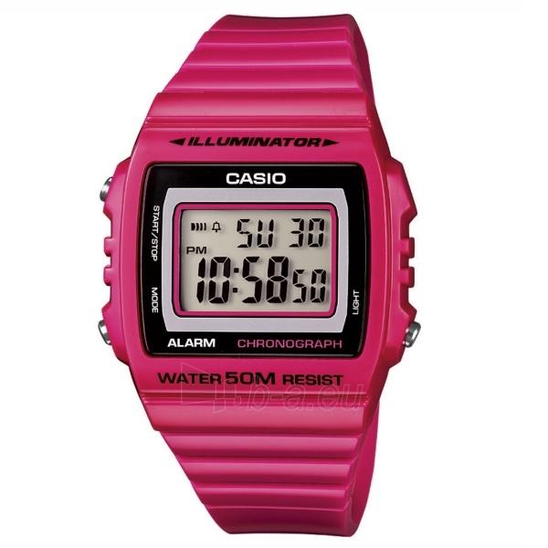 Universalus laikrodis Casio W-215H-4AVEF Paveikslėlis 1 iš 2 30100800833