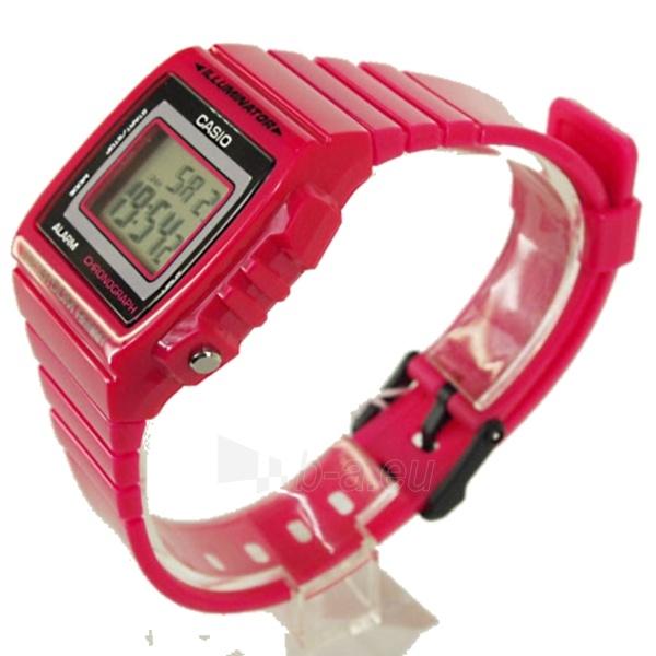 Universalus laikrodis Casio W-215H-4AVEF Paveikslėlis 2 iš 2 30100800833