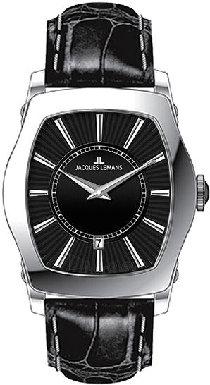 Universalus laikrodis Jacques Lemans Sydney 1-1357A Paveikslėlis 1 iš 1 30100800837