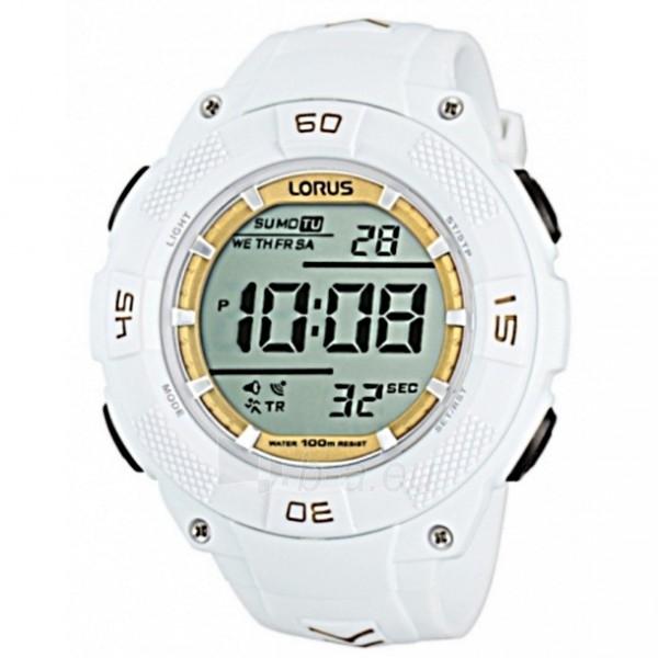 Universalus laikrodis LORUS R2367HX-9 Paveikslėlis 1 iš 3 30100800845