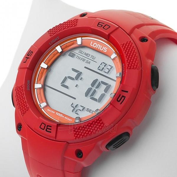 Universalus laikrodis LORUS R2395HX-9 Paveikslėlis 3 iš 4 30100800848