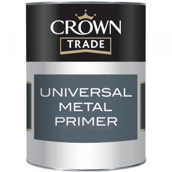 Universalus metalo gruntas CROWN 5l Paveikslėlis 1 iš 1 310820004489