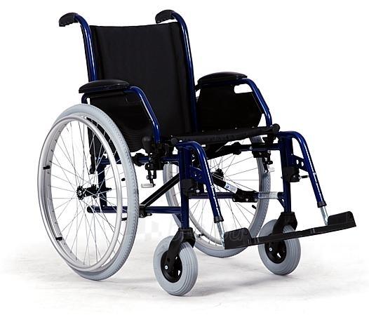 Universalus neįgaliųjų vežimėlis S50 48cm Paveikslėlis 1 iš 1 250661000008