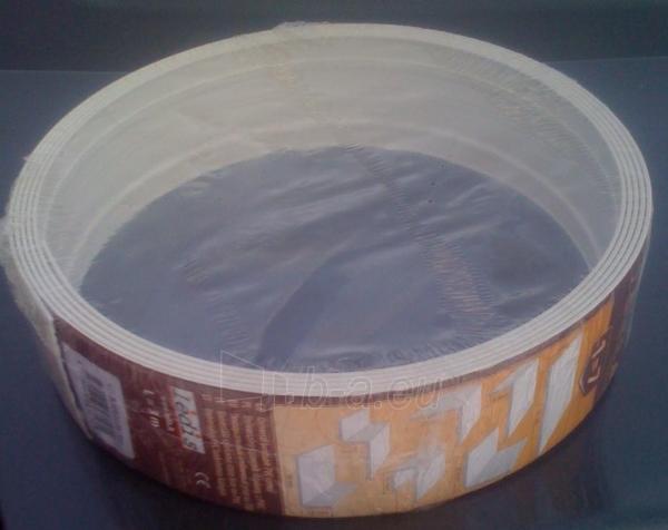 Universalus PVC lankstomas kampas 3 m. baltas Paveikslėlis 1 iš 2 237714000574