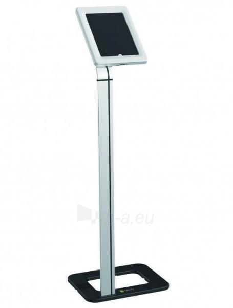 Universalus stovas planšetei Techly Uniwersal floor stand for iPad and tablets 9.7-10.1 with key lock Paveikslėlis 1 iš 3 310820135274
