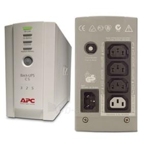 APC Back-UPS CS 325VA Paveikslėlis 1 iš 1 250254300639