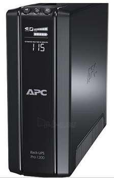 APC BACK-UPS RS 1200VA/720W LCD 230V Paveikslėlis 1 iš 1 250254300093
