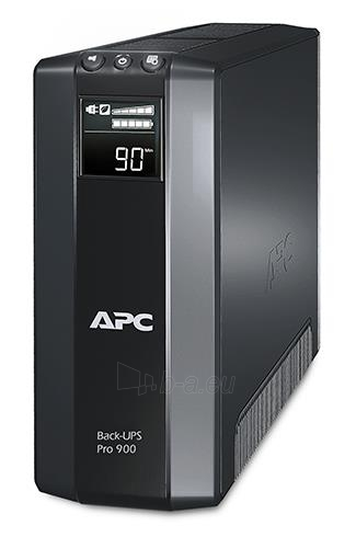 APC Power-Saving Back-UPS Pro 900, 230V, Schuko Paveikslėlis 1 iš 2 250254301348