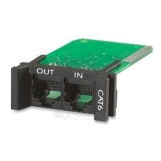 APC ProtectNet RS232 Protection Module Paveikslėlis 1 iš 1 250254300503
