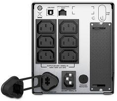 APC SMART-UPS 750VA LCD 230V Paveikslėlis 2 iš 2 250254300110