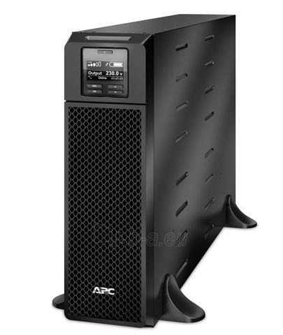 APC Smart-UPS SRT 5000VA 230V Paveikslėlis 1 iš 2 250254300941