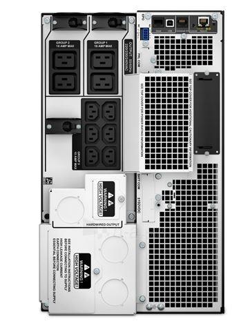 APC Smart-UPS SRT 8000VA 230V Paveikslėlis 2 iš 2 250254300945