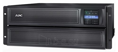 APC Smart-UPS X 2200VA Rack/Tower LCD 230V Paveikslėlis 1 iš 4 250254300947