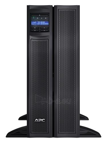 APC Smart-UPS X 2200VA Rack/Tower LCD 230V Paveikslėlis 3 iš 4 250254300947