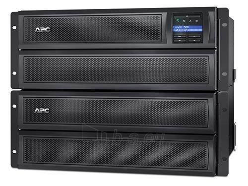 APC Smart-UPS X 2200VA Rack/Tower LCD 230V Paveikslėlis 4 iš 4 250254300947