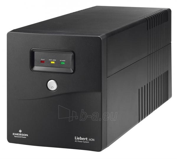 LIEBERT itON 1000VA (600W) E 230V Paveikslėlis 1 iš 1 250254301089