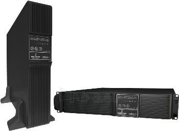 Liebert PSI 1000VA (900W) 230V Rack/Tower UPS Paveikslėlis 1 iš 2 250254300325