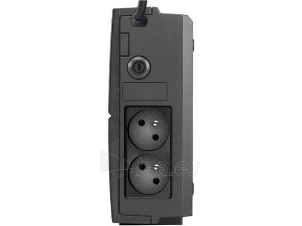 UPS maitinimo šaltinis Power Walker UPS Standby/Off-line 600VA 2x 230V OUT Paveikslėlis 3 iš 3 310820013437