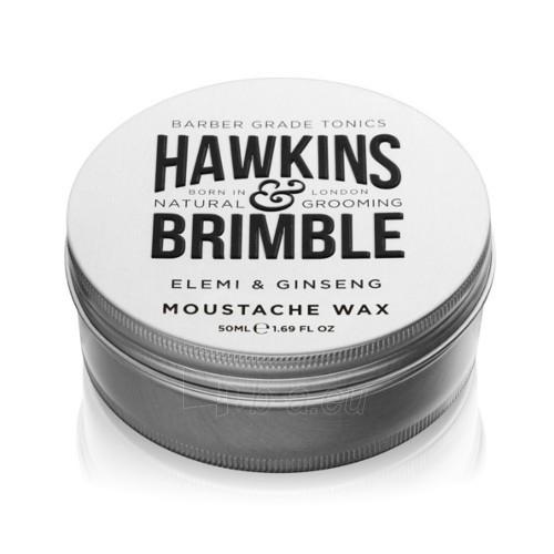 Ūsų vaškas Hawkins & Brimble Styling wax with (Elemi & Ginseng Moustache Wax) 50 ml Paveikslėlis 1 iš 1 310820200954