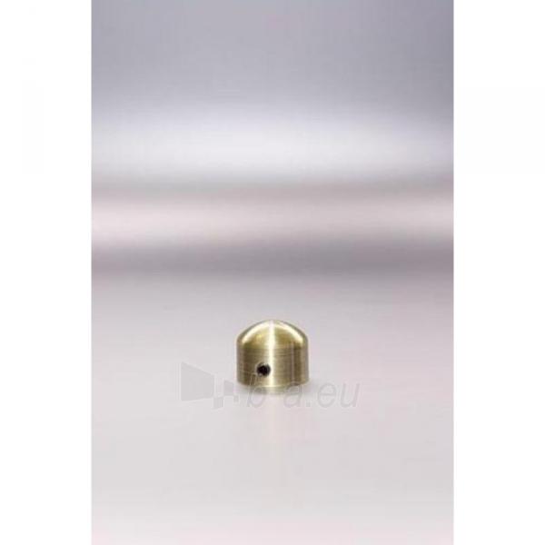 Užbaigimo detalė PICOLO 16 mm sendinto aukso Paveikslėlis 1 iš 1 310820062381