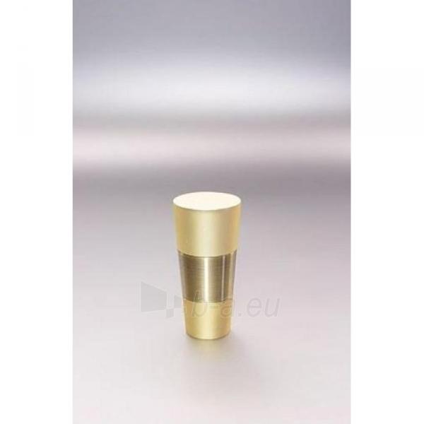 Užbaigimo detalė VALEO 16 mm sendinto aukso Paveikslėlis 1 iš 1 310820062391