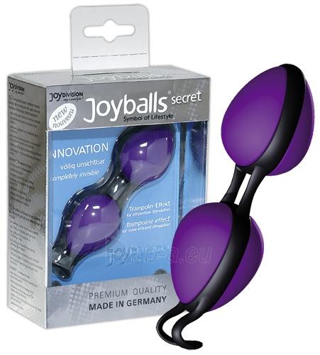 Vaginaliniai kamuoliukai Joyballs secret vi/s Paveikslėlis 1 iš 1 310820022053