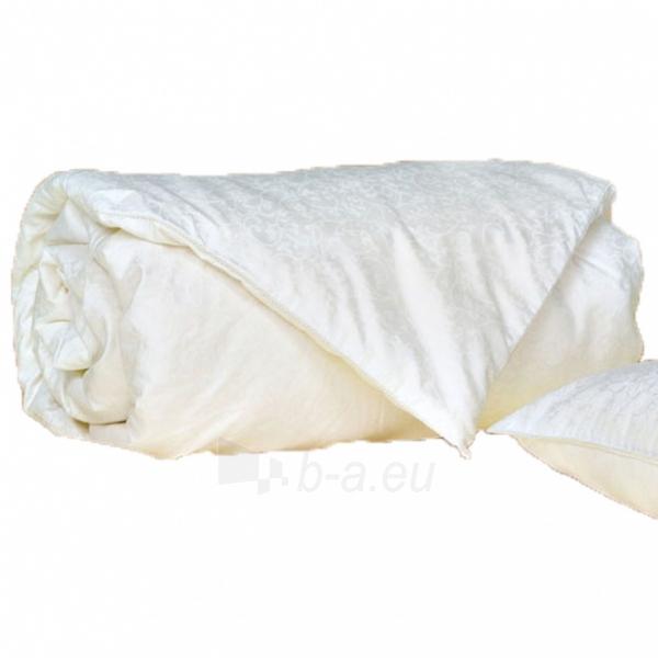 Vaikiška antklodė + pagalvė su natūralaus Mulberry šilko užpildu, 100x140 cm Paveikslėlis 1 iš 2 30115900023