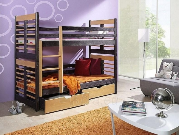 Double bed bed Augustyn Paveikslėlis 1 iš 3 250407200109