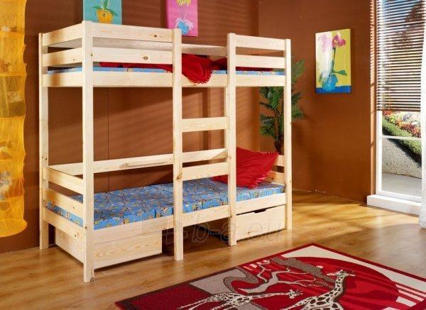 Double bed bed BARTOSZ Paveikslėlis 3 iš 4 250407200011