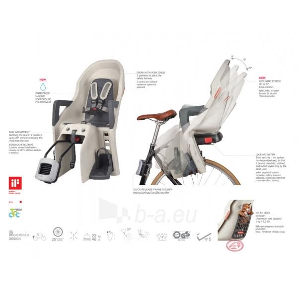 Vaikiška kėdutė ABS-Guppy Maxi Plus FF RS Paveikslėlis 3 iš 3 310820227145