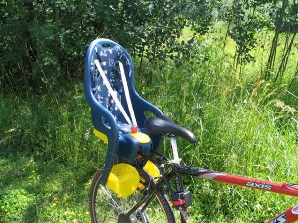Vaikiška kėdutė DIEFFE Italy Relax atlenkiama prie rėmo Paveikslėlis 3 iš 3 310820019439