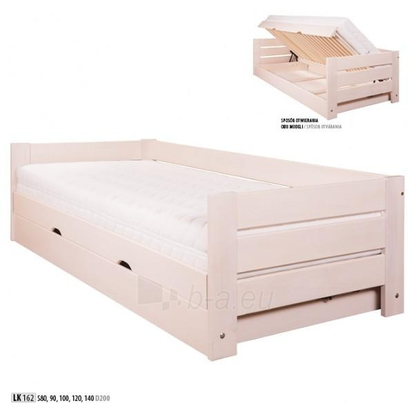 Bed LK162-S120 Paveikslėlis 1 iš 2 250407200194