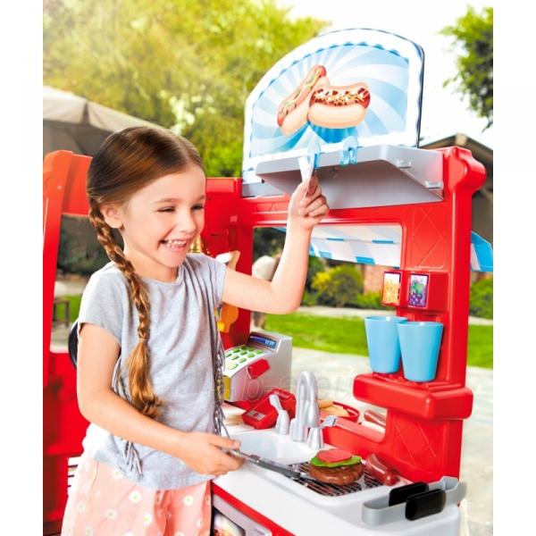 Vaikiška parduotuvė su virtuve | Food Truck 2in1 | Little Tikes Paveikslėlis 2 iš 8 310820174081