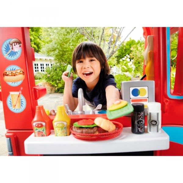Vaikiška parduotuvė su virtuve | Food Truck 2in1 | Little Tikes Paveikslėlis 4 iš 8 310820174081