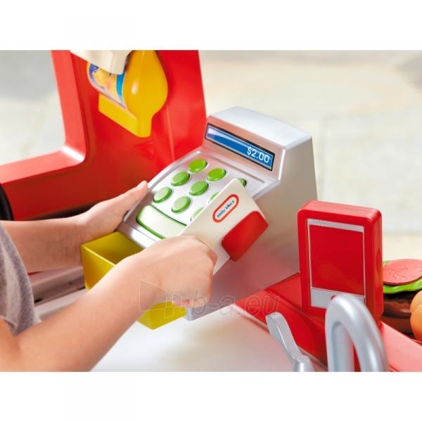 Vaikiška parduotuvė su virtuve | Food Truck 2in1 | Little Tikes Paveikslėlis 5 iš 8 310820174081