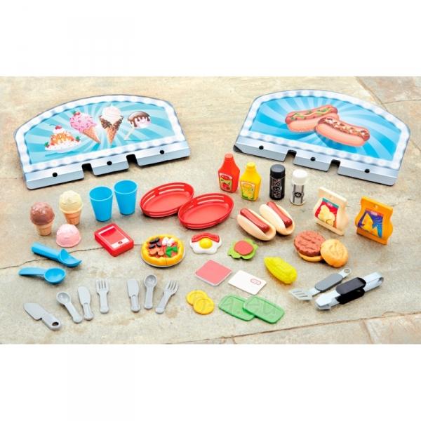 Vaikiška parduotuvė su virtuve | Food Truck 2in1 | Little Tikes Paveikslėlis 6 iš 8 310820174081