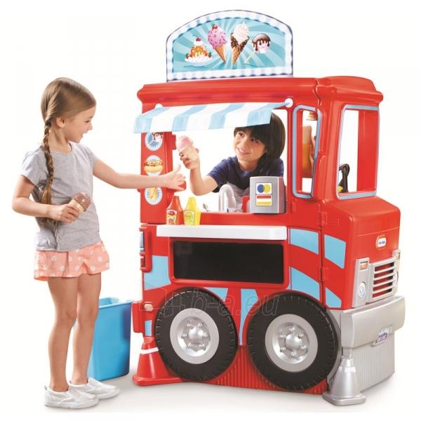 Vaikiška parduotuvė su virtuve | Food Truck 2in1 | Little Tikes Paveikslėlis 7 iš 8 310820174081