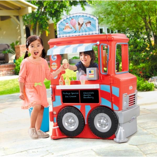Vaikiška parduotuvė su virtuve | Food Truck 2in1 | Little Tikes Paveikslėlis 8 iš 8 310820174081