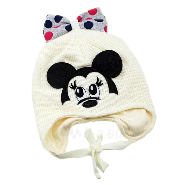 Vaikiška šilta kepurė VKP087 Paveikslėlis 4 iš 4 301162000245