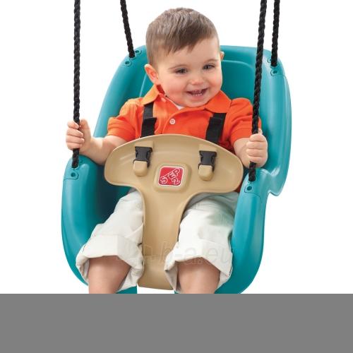 Vaikiška sūpynė su reguliuojama apsauga | Step2 Paveikslėlis 1 iš 3 310820004224