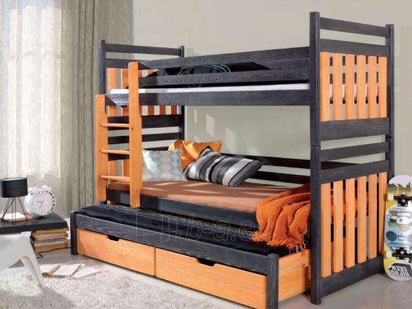 Triple bed SAMBOR Paveikslėlis 1 iš 3 250407200149