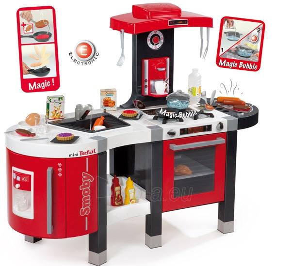 Vaikiška virtuvėlė |  Tefal Super Chef | Smoby Paveikslėlis 1 iš 6 250710901324