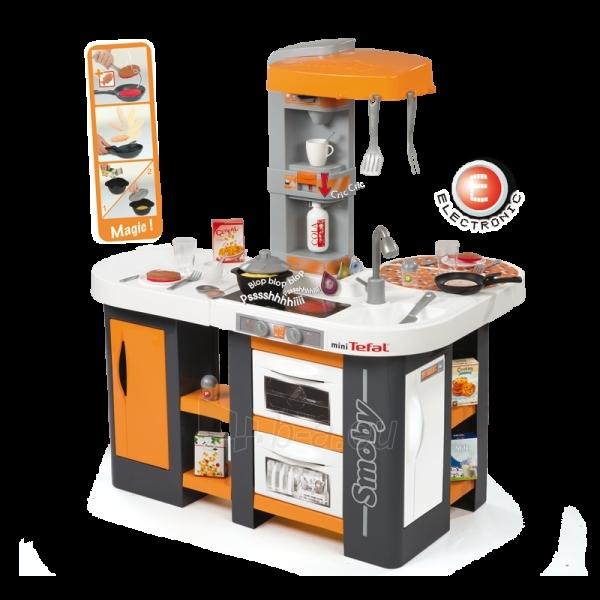 Vaikiška virtuvėlė | Tefal Studio XL | Smoby Paveikslėlis 1 iš 6 250710901320