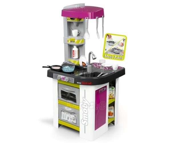 Vaikiška virtuvėlė Studio Bubble | mini Tefal | Smoby Paveikslėlis 1 iš 9 310820157423