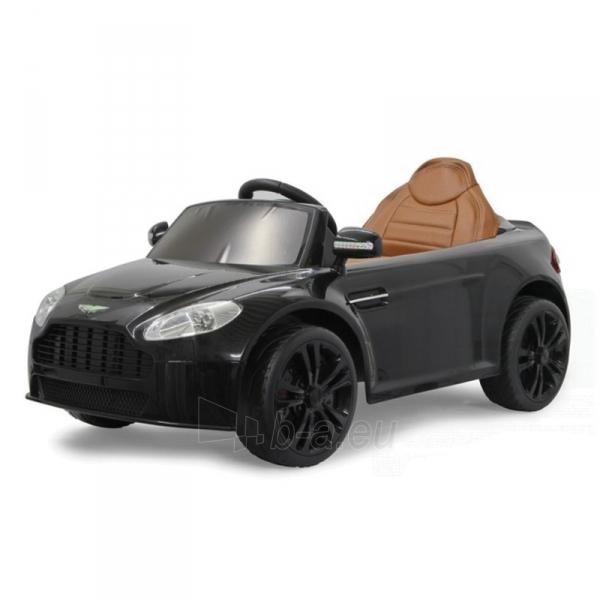 Vaikiskas Automobilis Jamara Ride On Aston Martin Black Premium2