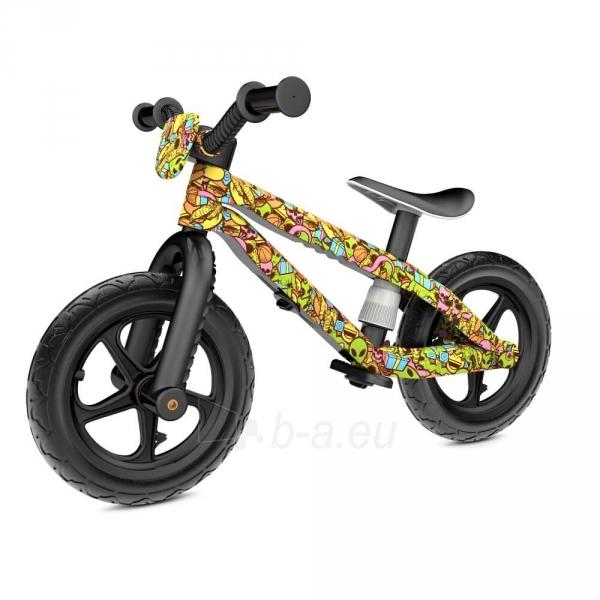 Vaikiškas balansinis dviratukas Pushbike Chillafish BMXie-RS FAD Paveikslėlis 1 iš 4 310820090291