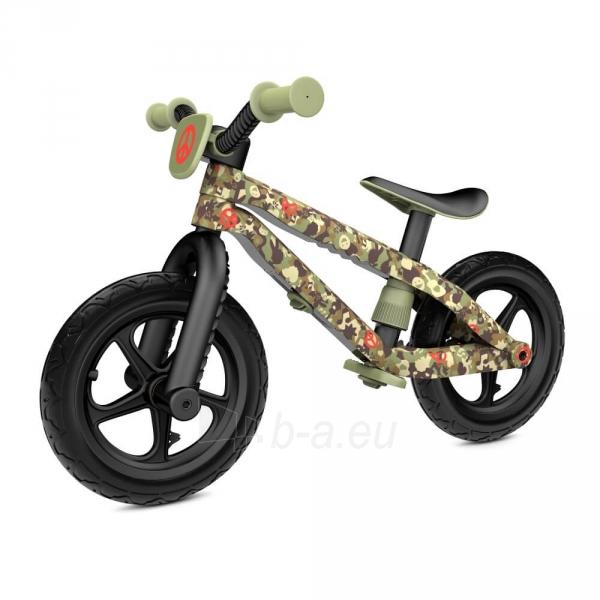Vaikiškas balansinis dviratukas Pushbike Chillafish BMXie-RS FAD Paveikslėlis 4 iš 4 310820090291